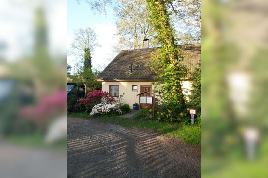 Haus am alten Prerow-Strom