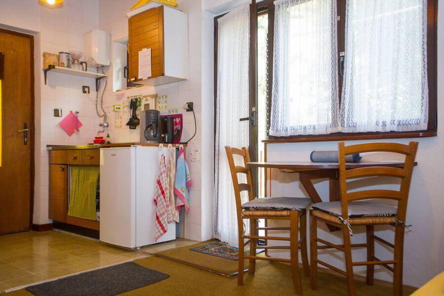 Kochgelegenheit Apartment 2