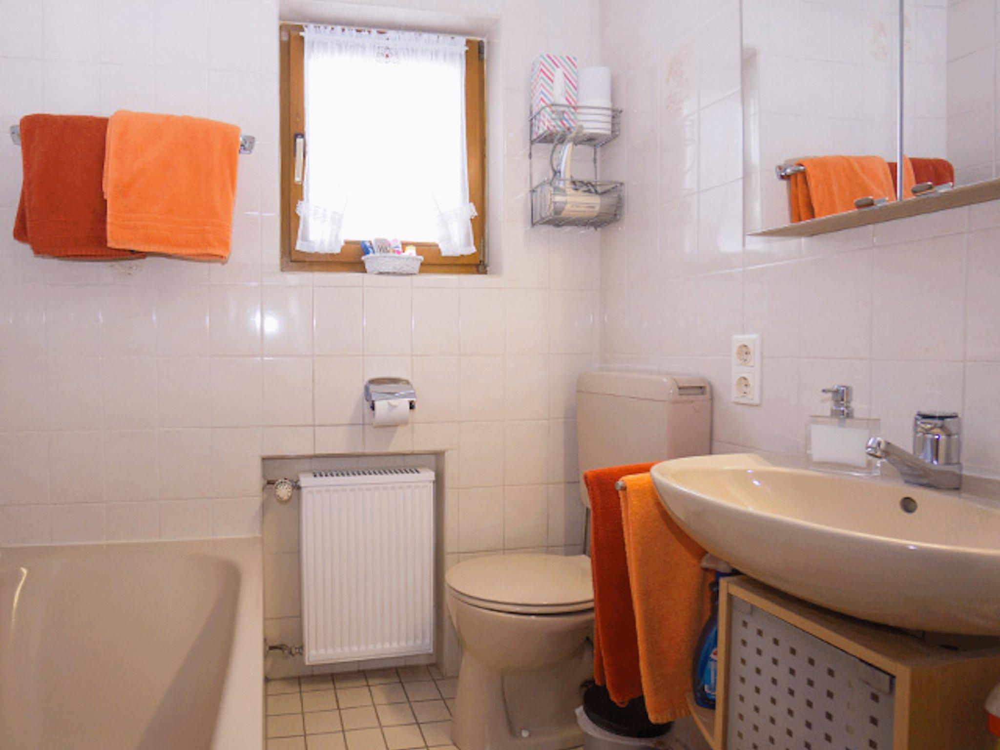 Ferienwohnung zugspitzblick in oberau bayern ludwig l cherer - Ludwig badezimmer ...
