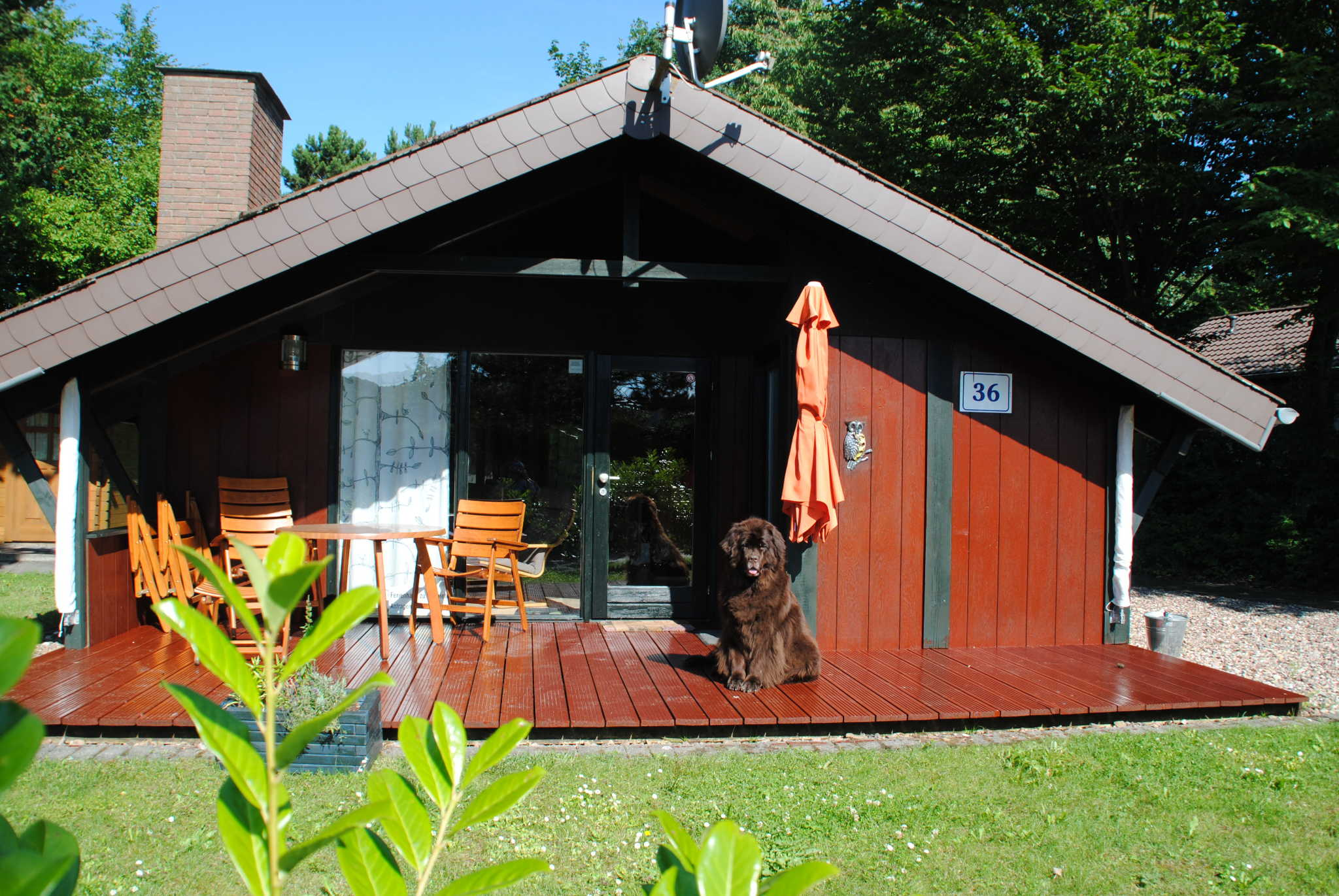 Ferienhaus Uhlenhuk