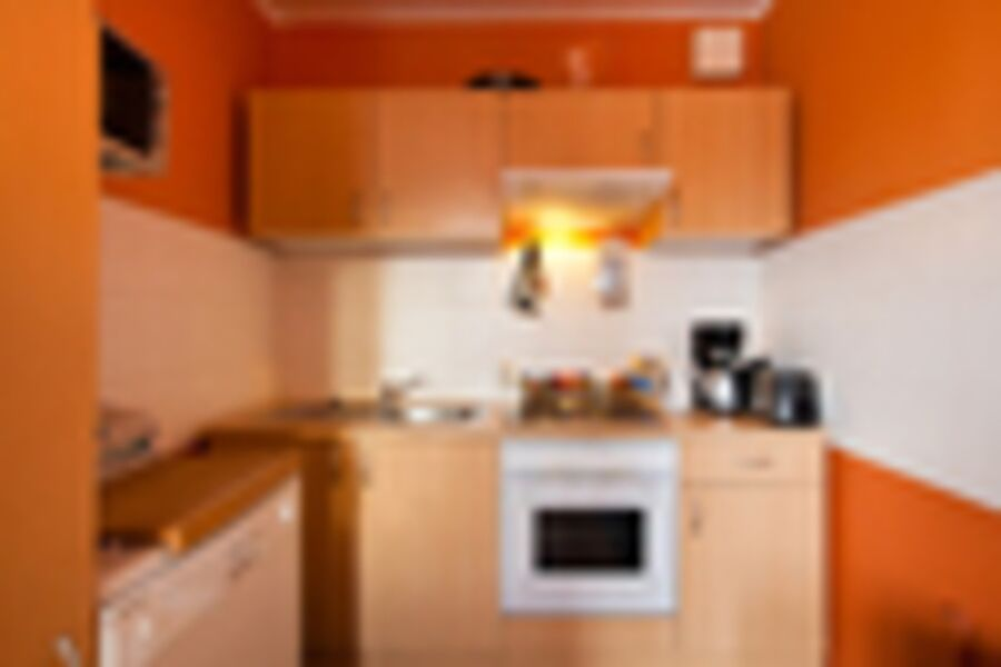 park + city ALEX 4 room apartment, park and city A