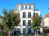 Villa Lara, STRANDNAH, teilw. SEEBLICK, Villa Lara Whg. 7, STRANDNAH, DACHTERRASSE, KAMINOFEN in Ahlbeck (Seebad) - kleines Detailbild