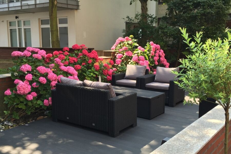 Dünenblick Apartments, Sino-Suite, 2. OG, Balkon S