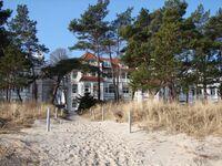 Villa Strandidyll, 2 - Raum - Apartment (A2.10),  Balkon mit Meerblick in Binz (Ostseebad) - kleines Detailbild