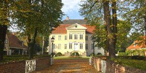 Kultur Gut Hasselburg, Ferienwohnung - Saxophon, das Drei ???-Apartment in Altenkrempe - kleines Detailbild