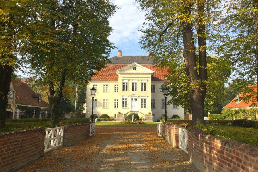 Kultur Gut Hasselburg, Ferienwohnung - Fanfare