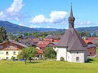 Gästehaus Horizont - Apartments + Pension 3 Edelweiß, Morgensonne in Innerschwand am Mondsee - kleines Detailbild