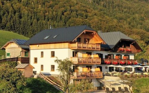 Altroiterhof, Ferienwohnung  Schafberg  mit Seeblick