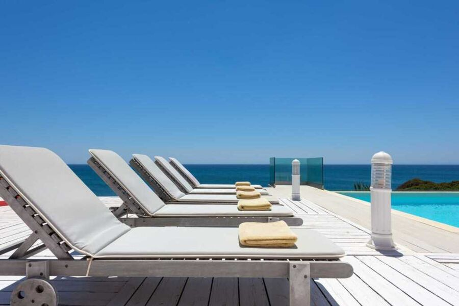 Poolvilla mit Meerblick direkt am Strand, Villa 7
