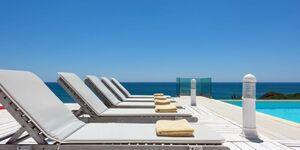 Villa Seven -Poolvilla mit Meerblick direkt am Strand, Villa 7 in Lahania - kleines Detailbild
