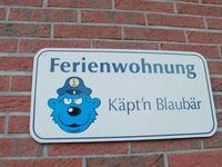 Ferienwohnung Käpt'n Blaubär in Dangast - kleines Detailbild
