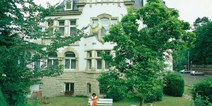 Apartementhotel Erika, Doppelzimmer Balkon in Bad Kissingen - kleines Detailbild