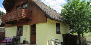 Charmantes Ferienhaus für 6 Personen mit Blick auf den Silbe, Ferienhaus Nitschky in Schwalmstadt - kleines Detailbild