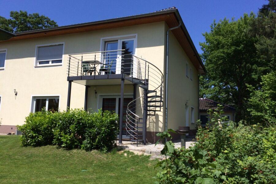 Ferienwohnung Mayer,  400m vom See, F**** (DTV gep