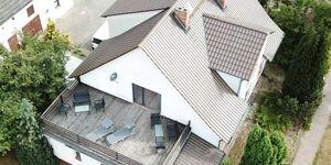 Haff - Ostseeferienhaus  (Herrenhaus), Ferienhaus obere Etage in Mönkebude - kleines Detailbild