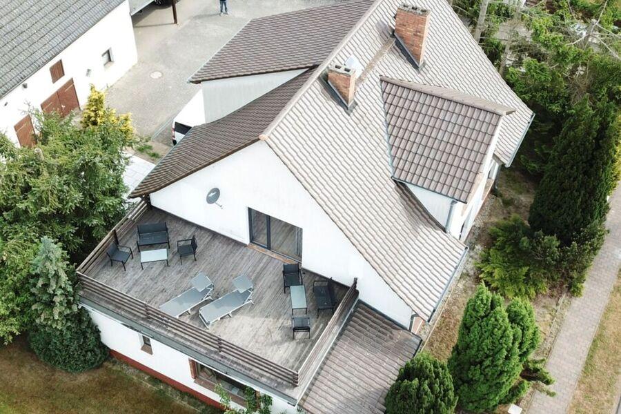 Haff - Ostseeferienhaus - Stübner, obere Etage Fer