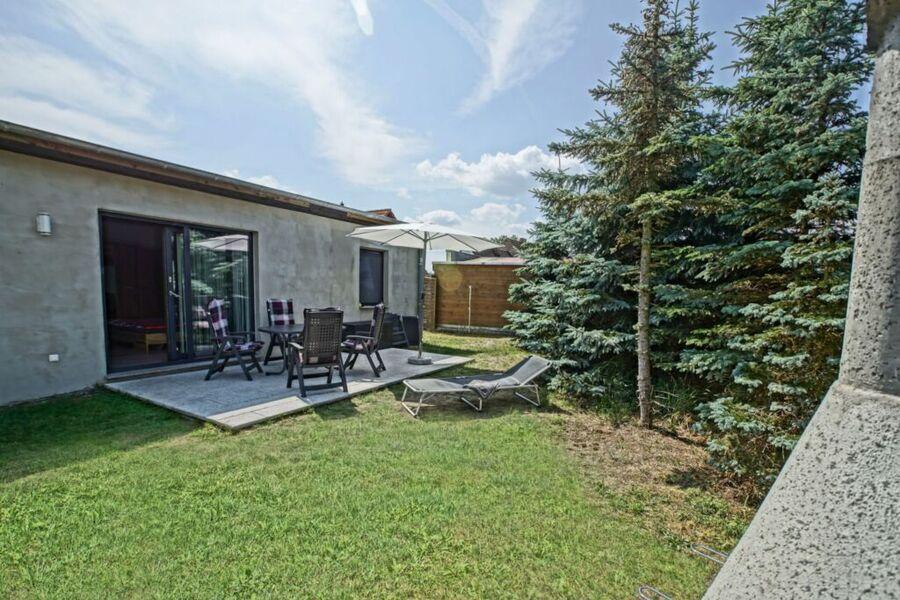 Haff - Ostseeferienhaus Stübner  (Fewo unten), Few