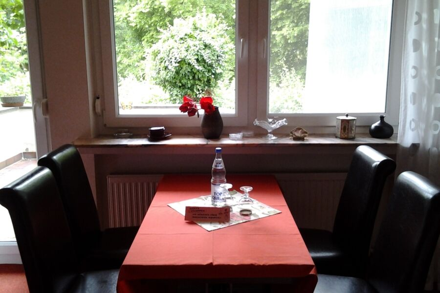 Ferienwohnungen Café Talblick, Ferienwohnung mit T