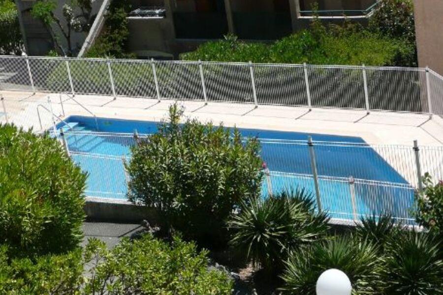 Pool zum APP. Vicky in Cavalaire sur mer