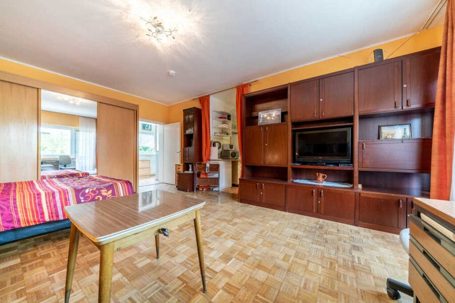 1 Zimmer Apartment | ID 4576, apartment