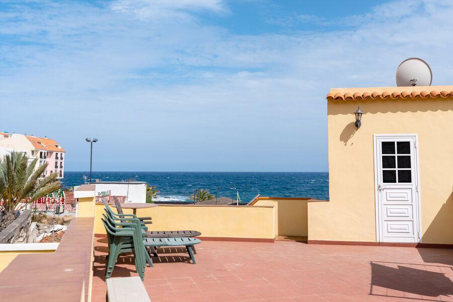 Strand an der Ferienwohnung