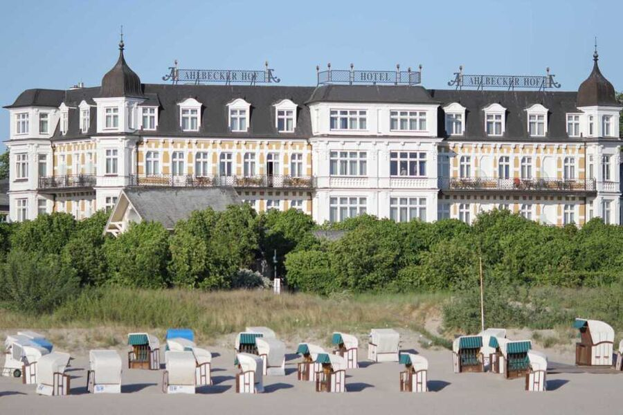 Seehotel Ahlbecker Hof, 2-Raum Senior Suite