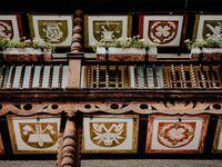 Hotel &  Restaurant Alpenrose Bayrischzell, Dreibettzimmer-Mehrbettzimmer (28m²) in Bayrischzell - kleines Detailbild