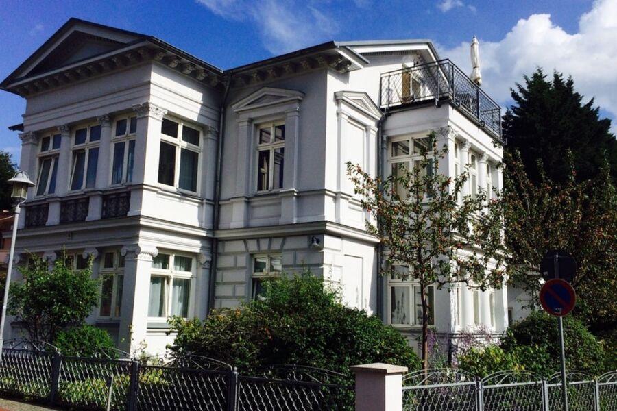 Villa Franz, kleine Düne