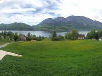 Gasthof Steinbichler - Most- und Wildbauernhof Groiss, Dreibettzimmer in Nußdorf am Attersee - kleines Detailbild