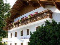Gasthof Steinbichler - Most- und Wildbauernhof Groiss, Dreibettzimmer mit Balkon in Nußdorf am Attersee - kleines Detailbild