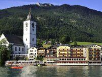 Romantik Hotel Im Weissen Rössl, Rösslzimmer mit Balkon in St. Wolfgang im Salzkammergut - kleines Detailbild