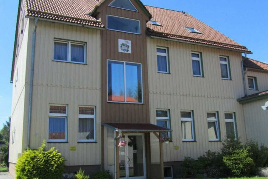 Blechleppel - Die Pension im Harz, Appartement 2 P
