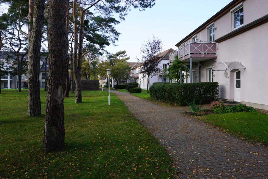 Parkresidenz Dierhagen-Strand, 1-Raum (S1) App. 10