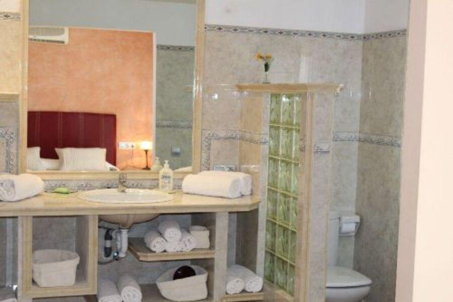Bad en Suite Obergeschoss