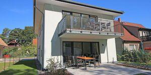 A: Ferienhaus Igelbau mit 2 komfortablen Ferienwohnungen, Ferienhaus Igelbau Whg. 02 mit Balkon in Baabe (Ostseebad) - kleines Detailbild