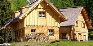 Auf den Schermer Hütten, Max und Moritz in Tauplitz - kleines Detailbild