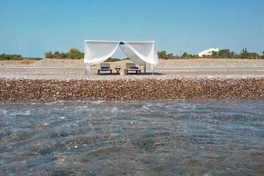 Haus mit privaten Zugang zum Meer, Seashell Strand