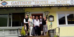 Ferienwohnungen beim Hotel zur Post, Erlau, Ferienwohnung Erlau in Erlau - kleines Detailbild