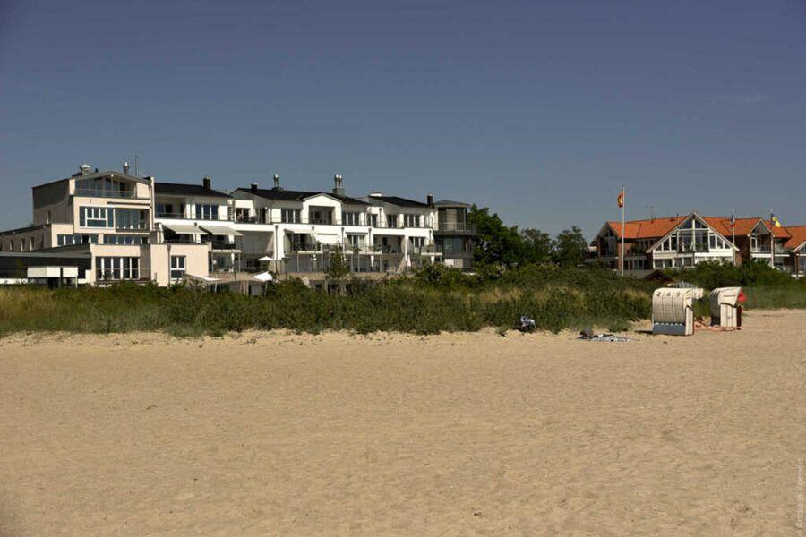 Außenansicht Villa Meeresrauschen