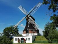 Windmühle Catharina in Oldenswort - kleines Detailbild
