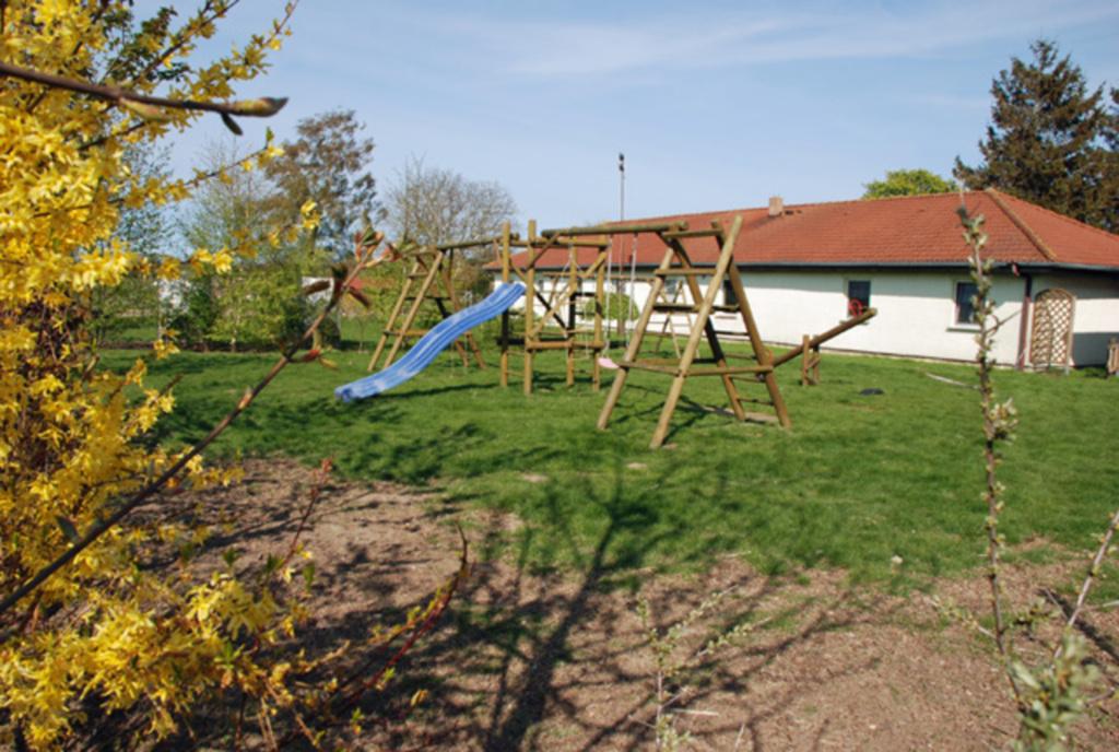 Ferienappartements auf dem Bauernhof mit Swimmingpool, 08  2-Raum-Ferienappartement Heuwiese