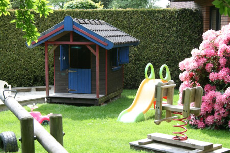 Ferienhaus Wieke - eine Oase der Erholung, Ferienw