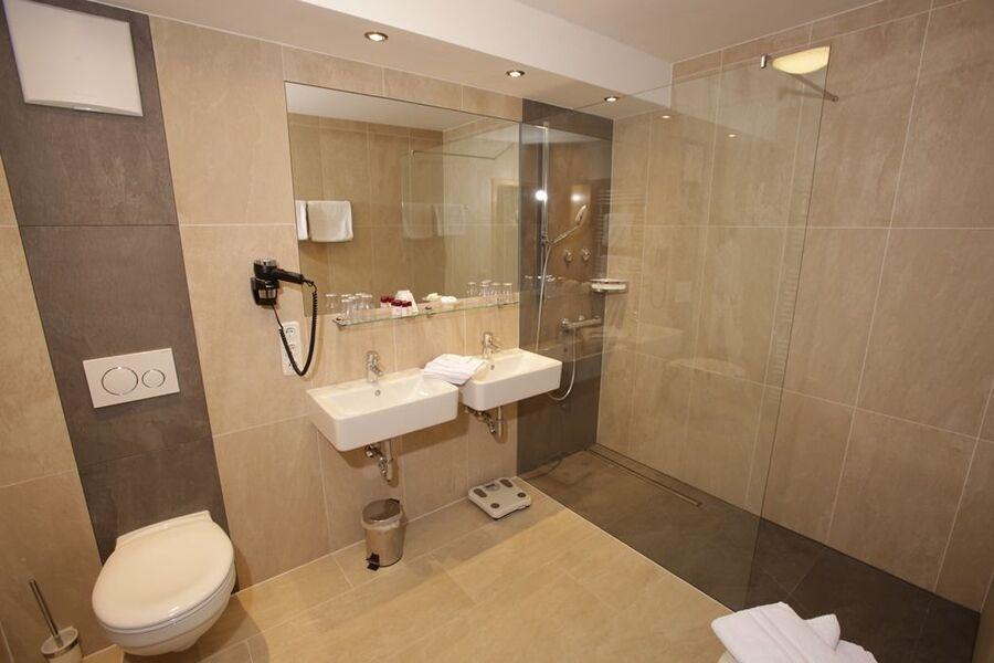 Badezimmer-Appartment