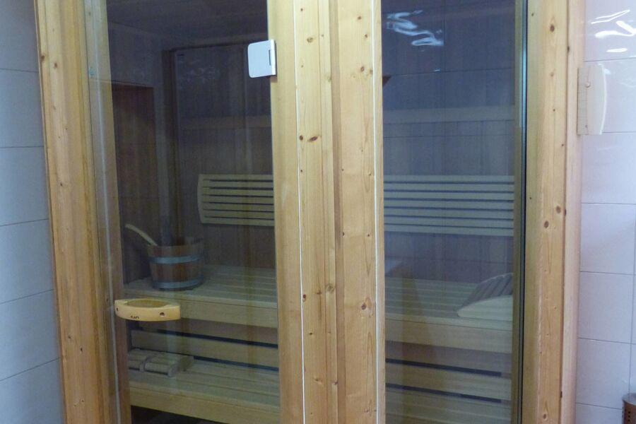 Klafs Sauna separat auf Anfrage