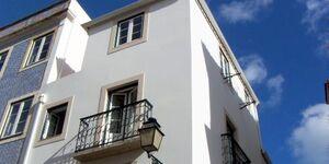 Lissabon Altstadthaus in Lissabon - kleines Detailbild