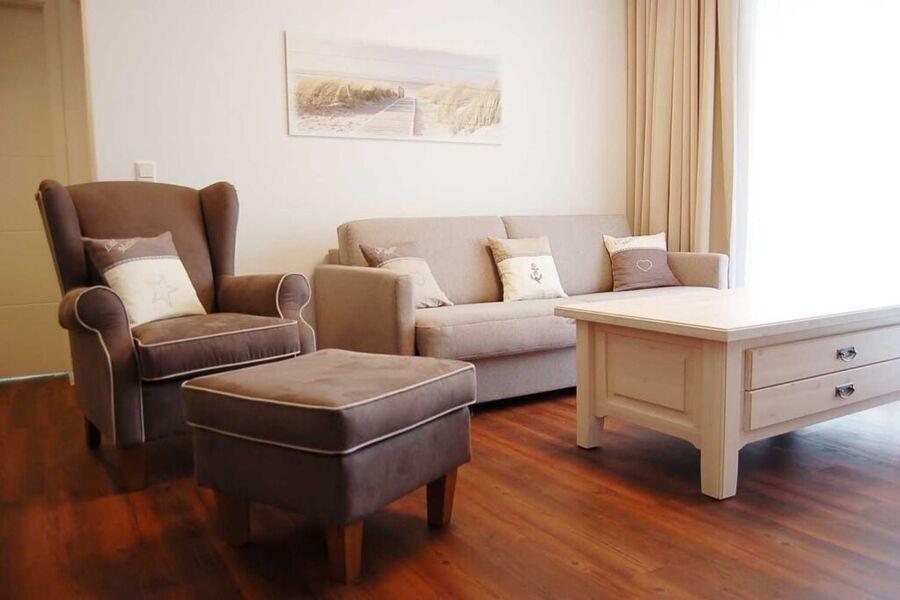 Haus Pamir WE 16 - Lütt Matten, 3-Zimmer-Wohnung