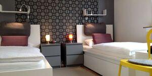 HertenFlats - Ferienwohnungen & Apartments - Kreis Recklingh, Apartment mit 2 Schlafzimmern und Terr in Herten - kleines Detailbild
