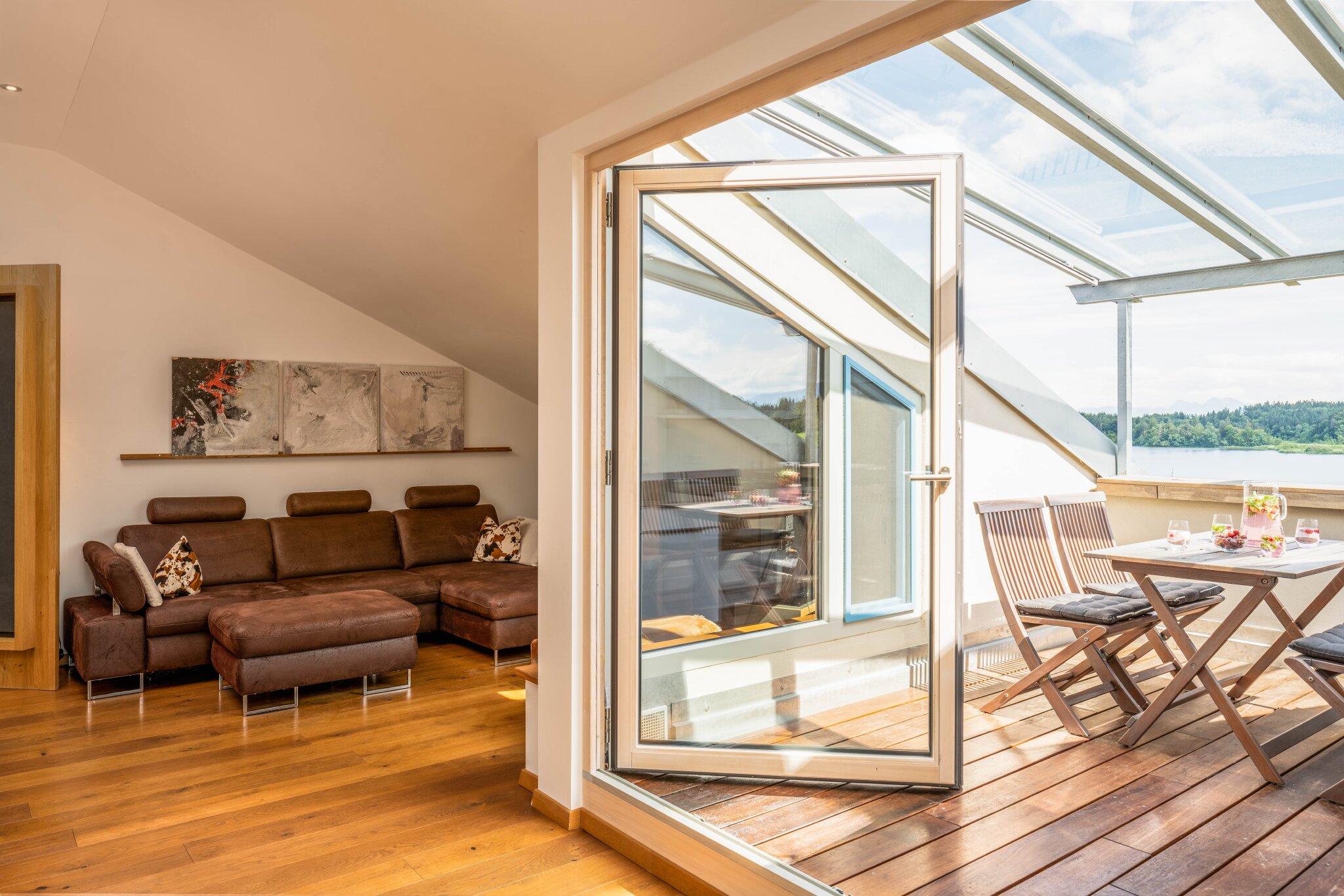 Ferienhaus 'Lebensart-am-See' - Appartement 'Loft 7'