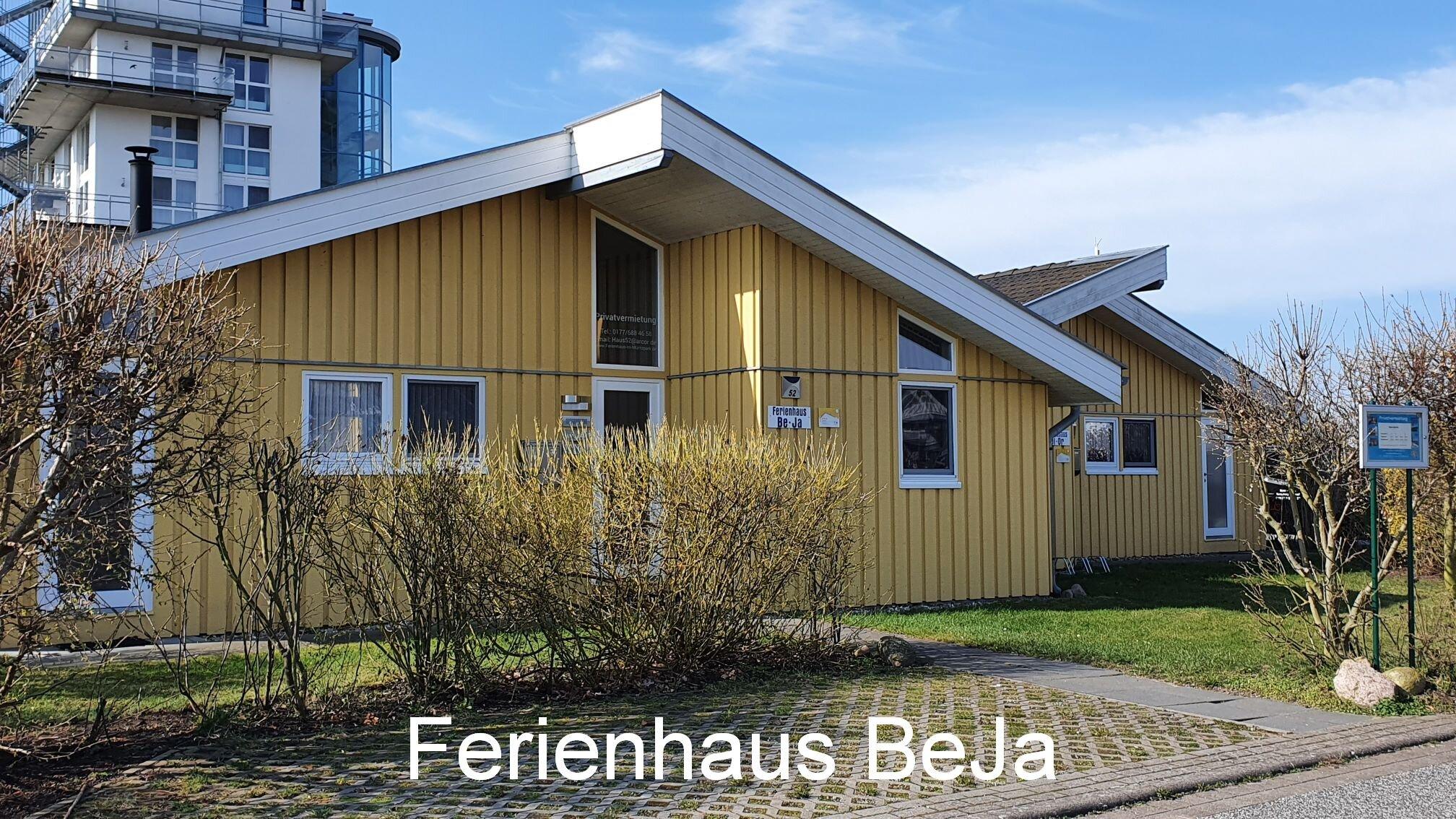 Ferienpark Müritz Haus 52 Be•Ja