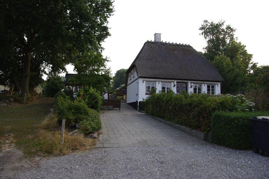 Das Haus von vorne